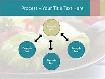 Cabbage stuffed PowerPoint Template - Slide 91