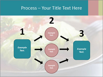 Cabbage stuffed PowerPoint Template - Slide 92