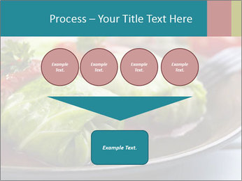 Cabbage stuffed PowerPoint Template - Slide 93