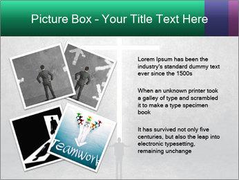 Light Cross PowerPoint Templates - Slide 23