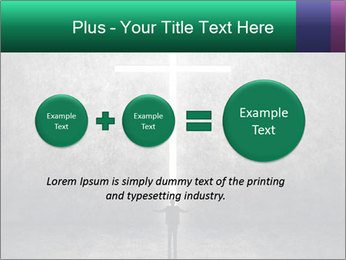 Light Cross PowerPoint Templates - Slide 75