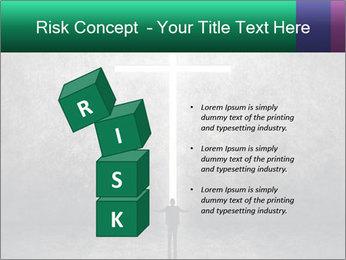 Light Cross PowerPoint Templates - Slide 81