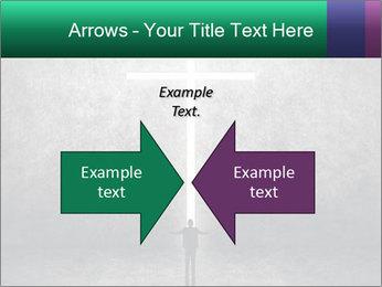 Light Cross PowerPoint Templates - Slide 90