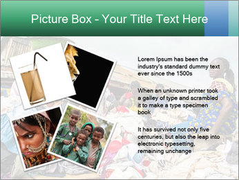 African Village People PowerPoint Template - Slide 23