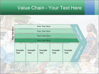 African Village People PowerPoint Templates - Slide 27