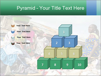 African Village People PowerPoint Templates - Slide 31