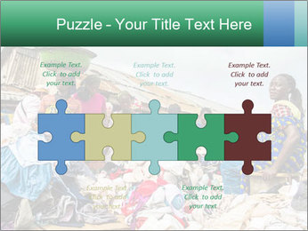 African Village People PowerPoint Templates - Slide 41