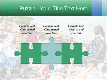 African Village People PowerPoint Templates - Slide 42