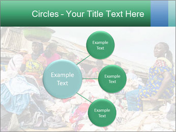 African Village People PowerPoint Template - Slide 79