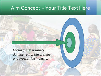 African Village People PowerPoint Template - Slide 83