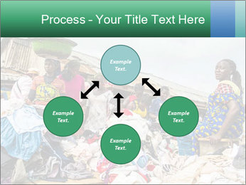 African Village People PowerPoint Template - Slide 91