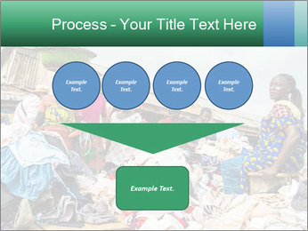 African Village People PowerPoint Template - Slide 93