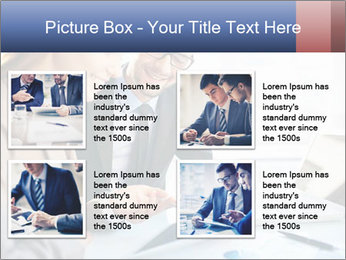 Smiling Colleagues PowerPoint Templates - Slide 14