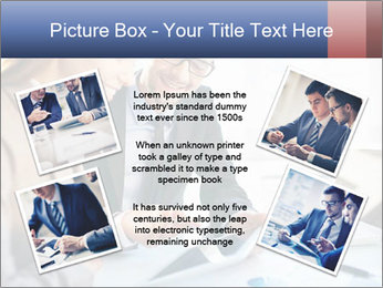 Smiling Colleagues PowerPoint Template - Slide 24