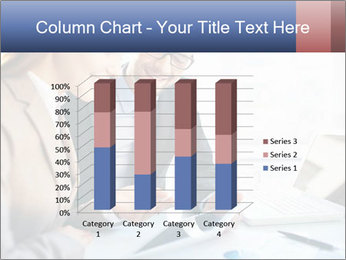 Smiling Colleagues PowerPoint Template - Slide 50