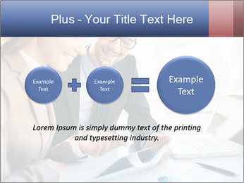 Smiling Colleagues PowerPoint Template - Slide 75