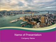 City Observation PowerPoint Templates