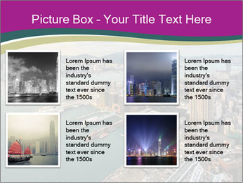 City Observation PowerPoint Template - Slide 14