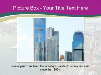 City Observation PowerPoint Template - Slide 15