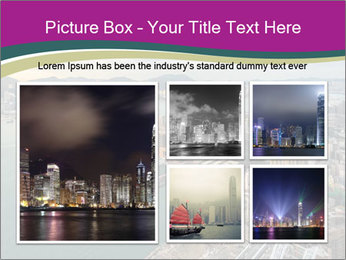 City Observation PowerPoint Template - Slide 19