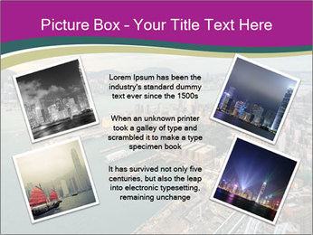 City Observation PowerPoint Template - Slide 24
