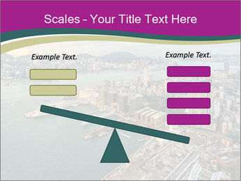 City Observation PowerPoint Template - Slide 89