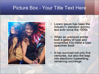 Fun Party PowerPoint Template - Slide 13