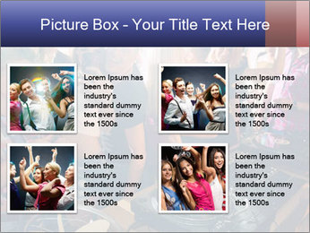 Fun Party PowerPoint Template - Slide 14