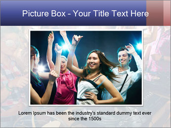 Fun Party PowerPoint Template - Slide 15