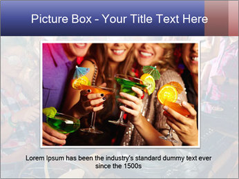 Fun Party PowerPoint Template - Slide 16