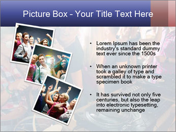 Fun Party PowerPoint Template - Slide 17