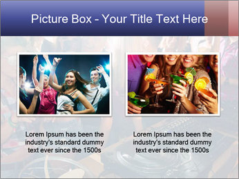 Fun Party PowerPoint Template - Slide 18