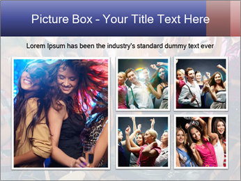 Fun Party PowerPoint Template - Slide 19