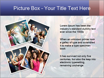 Fun Party PowerPoint Template - Slide 23