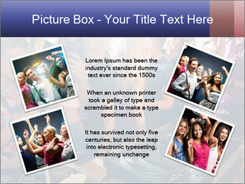 Fun Party PowerPoint Template - Slide 24