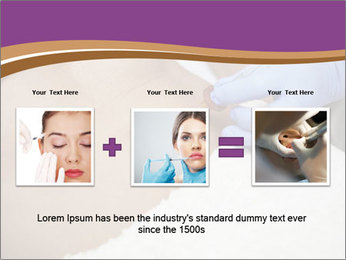 Beauty Injection PowerPoint Template - Slide 22