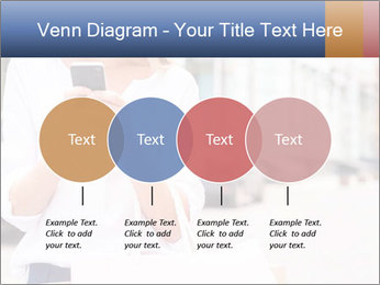Woman Writes Message PowerPoint Template - Slide 32