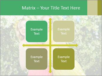 Two Mature Women PowerPoint Templates - Slide 37