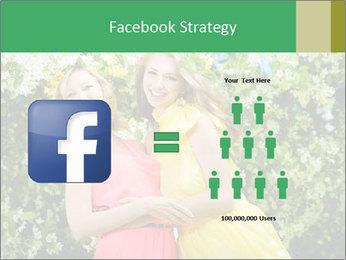 Two Mature Women PowerPoint Templates - Slide 7