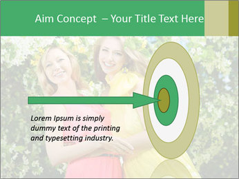 Two Mature Women PowerPoint Template - Slide 83