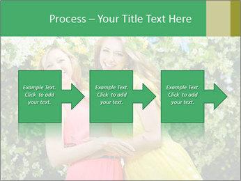 Two Mature Women PowerPoint Templates - Slide 88