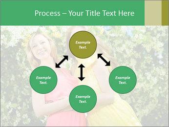 Two Mature Women PowerPoint Templates - Slide 91