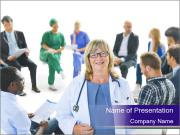 Hospital Stuff PowerPoint Templates