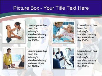 Hospital Stuff PowerPoint Template - Slide 14