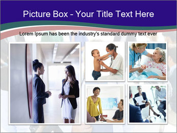 Hospital Stuff PowerPoint Template - Slide 19