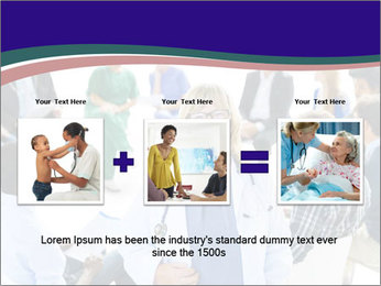 Hospital Stuff PowerPoint Template - Slide 22