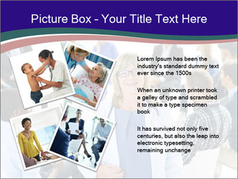 Hospital Stuff PowerPoint Template - Slide 23