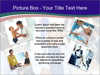 Hospital Stuff PowerPoint Template - Slide 24