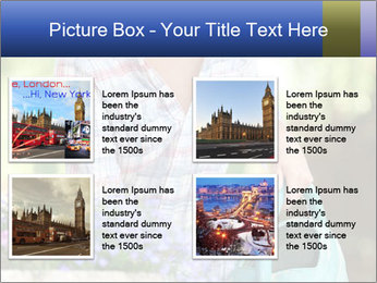 Gilrl PowerPoint Template - Slide 14
