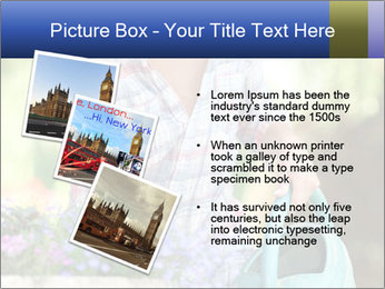 Gilrl PowerPoint Template - Slide 17